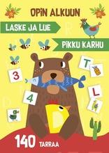 Opin Alkuun - Laske Ja Lue, Pikku Karhu