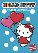 Hello Kitty Suloinen Värityskirja