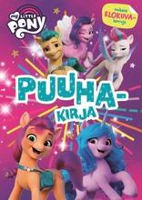 My Little Pony Elokuva -Puuhakirja