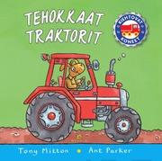 Tehokkaat Traktorit