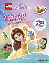 Disney Prinsessat Maag. maailma Yli 350 tarraa