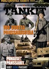 Suomen Sotilaan Tankit Kirja
