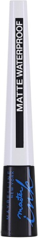 Maybelline New York Lasting Drama Liquid Ink Waterproof -Nestemäinen Silmänrajaus 2,5Ml