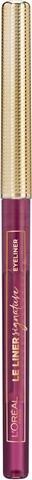 L'oréal Paris Le Liner Signature 03 Rouge Noir Angora Silmänrajauskynä 0,28G
