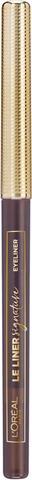 L'oréal Paris Le Liner Signature 05 Brown Denim Silmänrajauskynä 0,28G
