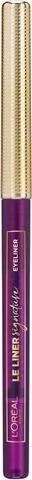 L'oréal Paris Le Liner Signature 06 Violet Wool Silmänrajauskynä 0,28G