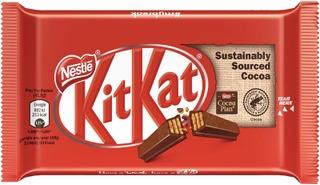 Nestlé Kit Kat 41,5G Suklaakuorrutteinen Vohvelipatukka
