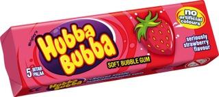 Hubba Bubba 35g Seriously Strawberry purukumi