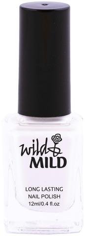 Wild&Mild Long Lasting Kynsilakka, Snow White 001
