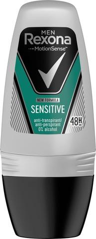 Rexona Roll-On Sensitive For Men 50Ml