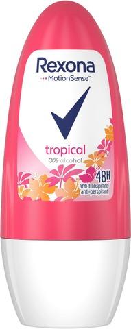 Rexona Roll-on Girl Tropical Power 50ml