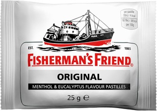 Fisherman´S Friend 25 G Original Pastilli