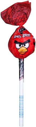 Fazer Angry Birds 10G 3Var Tikkari