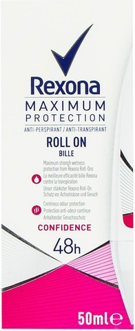 Rexona 50 ML CONFIDENCE DEO ROLL-ON