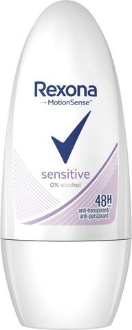 Rexona Roll-on Women skin care Sensitive 50ml