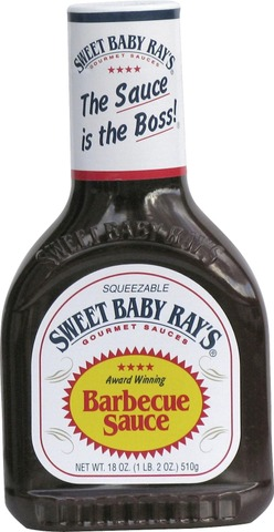 Sweet Baby Ray's Original Bbq-Kastike 510G