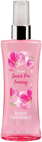 Body Fantasies 94ml Signature Pink Sweet Pea Fantasy tuoksusuihke