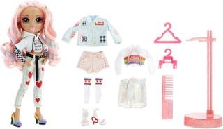 Rainbow High Fashion Kia Hart Muotinukke