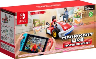 Nintendo Switch Mario Kart Live: Home Circuit: Mario Set