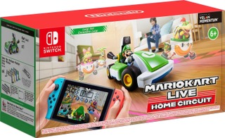 Nintendo Switch Mario Kart Live: Home Circuit: Luigi Set