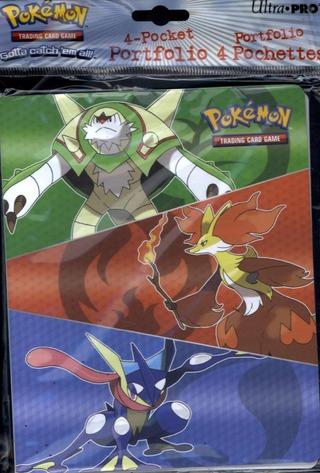 Pokemon 4-Pocket Portfolio Keräilykansio