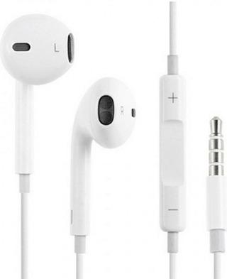 Apple Earpods 3,5Mm Kuulokkeet Valkoinen