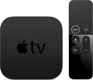 Apple TV 4K 32GB musta