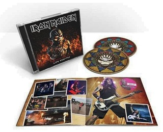 Iron Maiden - The Book Of Souls Live Cd Cd1