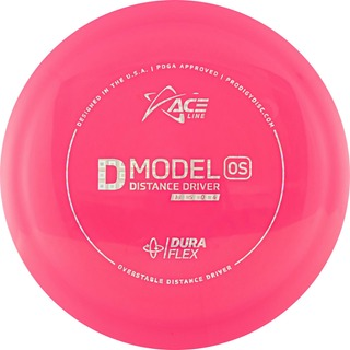 Prodigy Disc, D Model Os, Draiveri Dura Flex-Muovissa