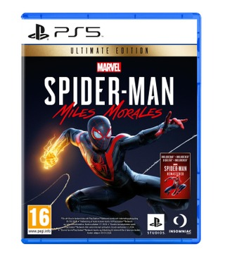Ps5 Marvel's Spider-Man: Miles Morales Ultimate Edition