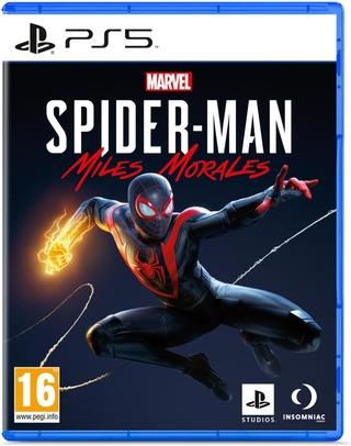 Ps5 Marvel's Spider-Man: Miles Morales