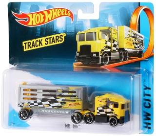 Hot Wheels Track Stars ajoneuvo lelu lajitelma