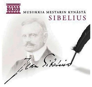 Sibelius Jean - Musiikkia Mestarin Kynästä Cd