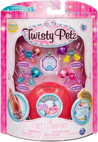 Twisty Petz 4kpl figuuri pakkaus