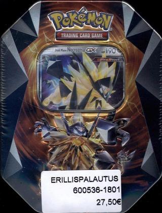 Pokemon Necrozma Prismtin-Rasia Keräilykortit