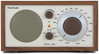 Tivoli Audio Model One Classic Pöytäradio Walnut