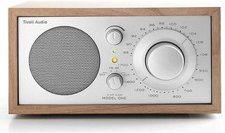 Tivoli Audio Model One Pöytäradio Cherry/Silver