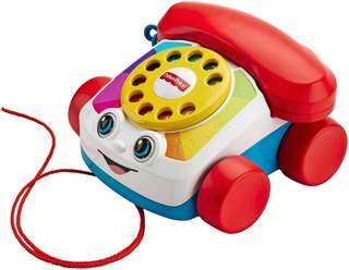 Fisher-Price Chatter puhelin 1v+