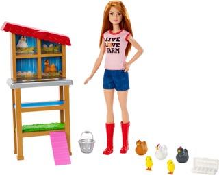 Barbie Careers Playset Dhb63