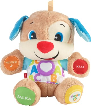 Fisher-Price Smart Stages Puppy Koiranpentu Aktivointilelu 6Kk+