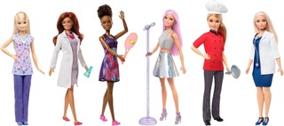 Barbie Careers Core Doll Asst Dvf50