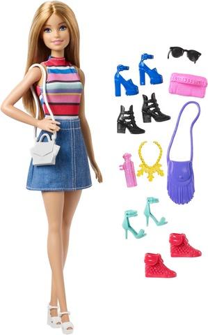 Barbie Doll & Accessories Fvj42
