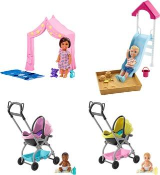 Barbie Babysitter Storytelling Packs Fxg94