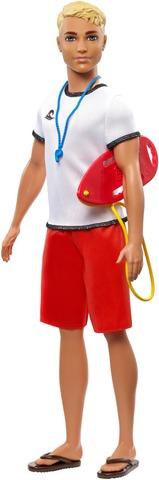 Barbie Careers Ken Uranukke Fxp01 Lajitelma