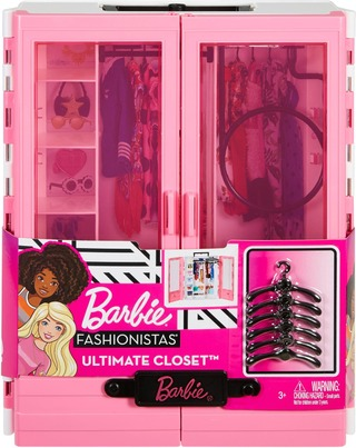 Barbie Ultimate Closet Gbk11