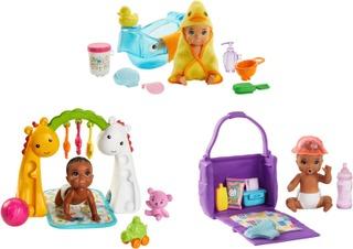 Barbie Babysitter Feature Baby Ghv83