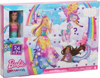 Barbie Fairytale Advent Calendar Gjb72