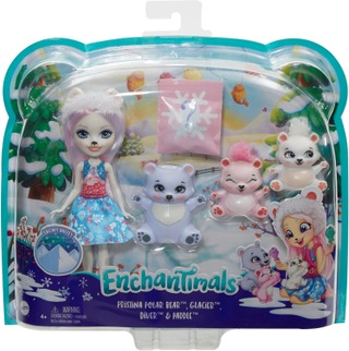 Enchantimals Family Gjx43