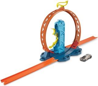 Hot Wheels Track Builder Loop Kicker Glc90