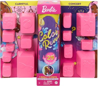 Barbie Ultimate Reveal Giftset Gpd54